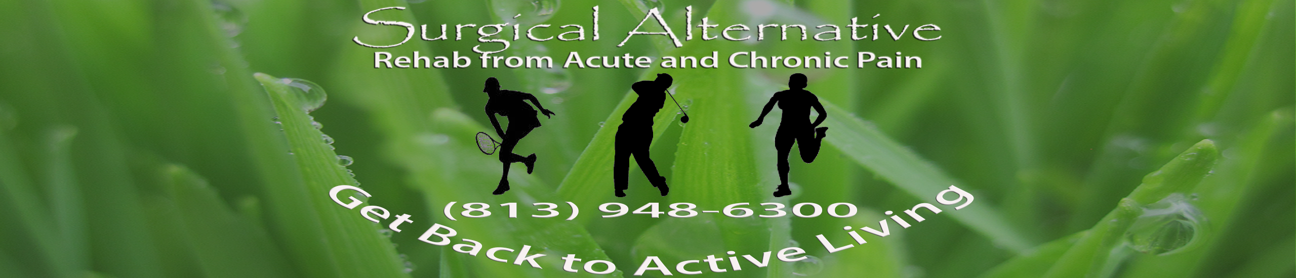 Surgical Alternative- Live Pain Free